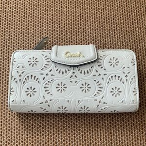 Brand New!! COACH Leather Wallet